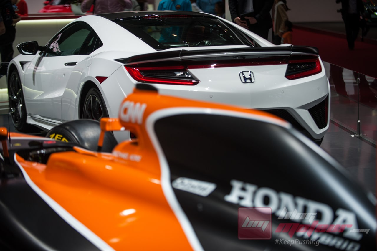 Geneve Honda NSX