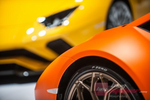 Geneve Lamborghini