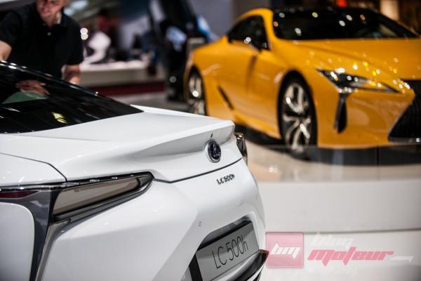 Geneve Lexus LC500h