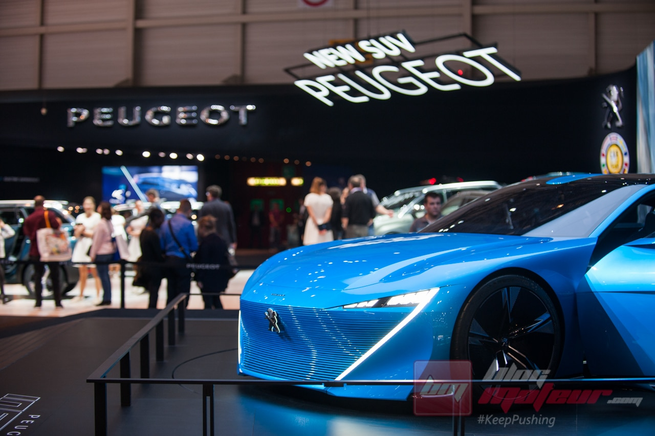 Geneve Peugeot Instinct Concept 2