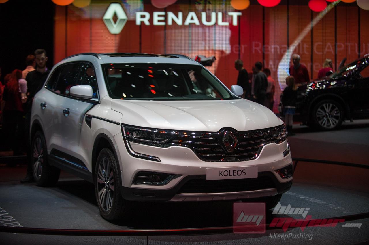Geneve Renault Koleos