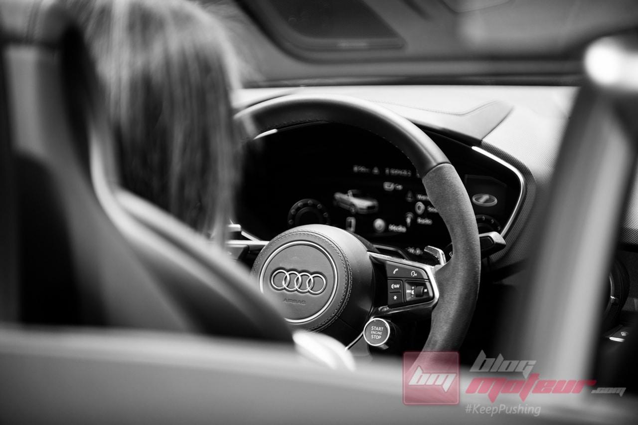 Geneve Tableau de bord Audi