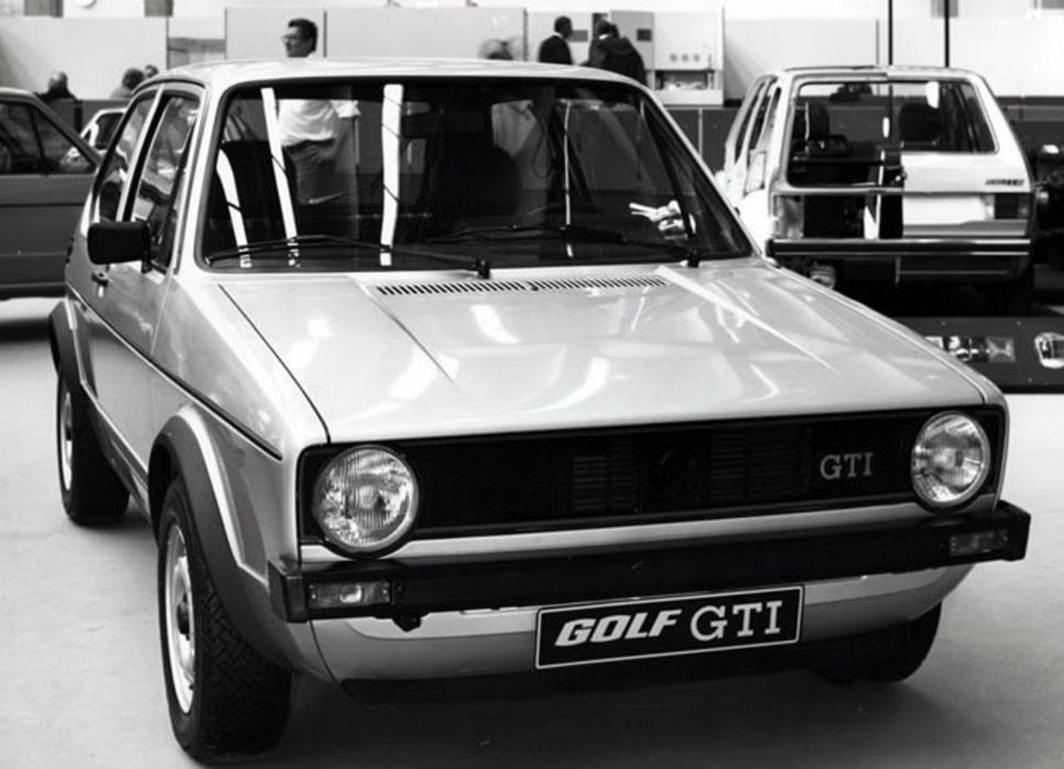 Dans le rétro de Jensen : La Volkswagen Golf I GTI