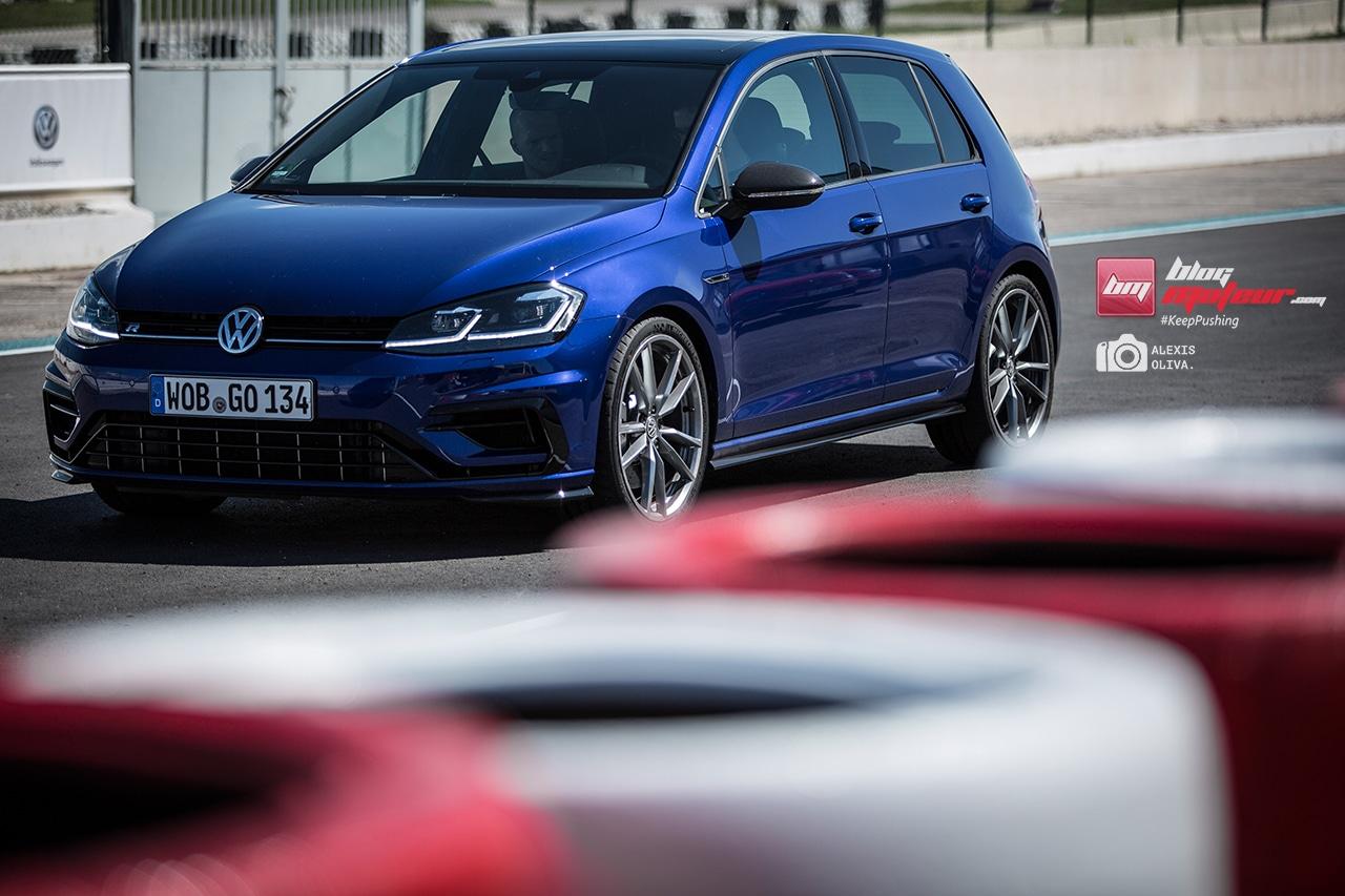 VW Golf R : 400 ch au programme !