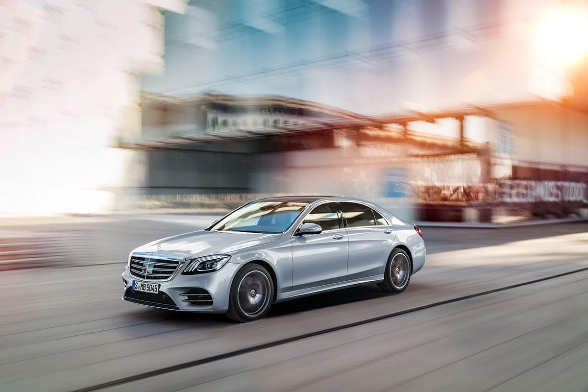 Nouvelle Mercedes Classe S : la BMW Série 7 dans le viseur !