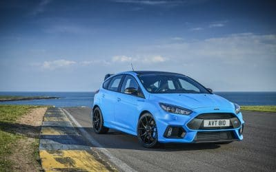 Ford lance un Pack Performance pour sa Focus RS