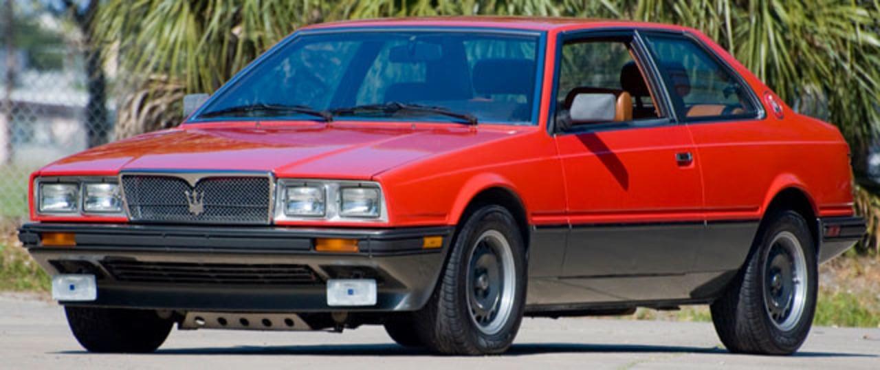 Maserati-Biturbo-II
