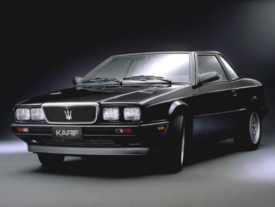 Maserati-Biturbo-Karif