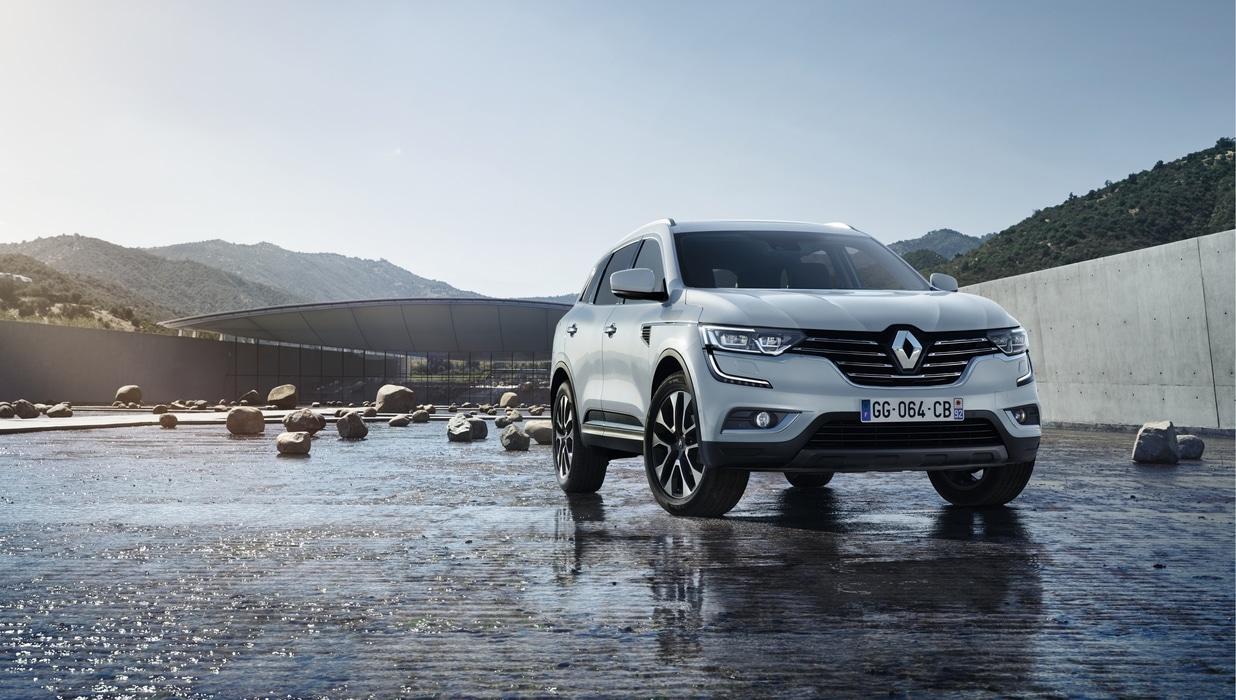 Renault dévoile la gamme et les tarifs du nouveau Koleos