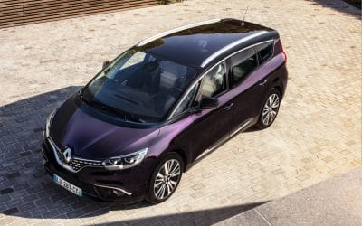 Renault Scenic et Grand Scenic Initiale Paris : Le monospace, version chic