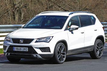 Seat Ateca Cupra : 300 ch et 4 roues motrices pour le SUV espagnol