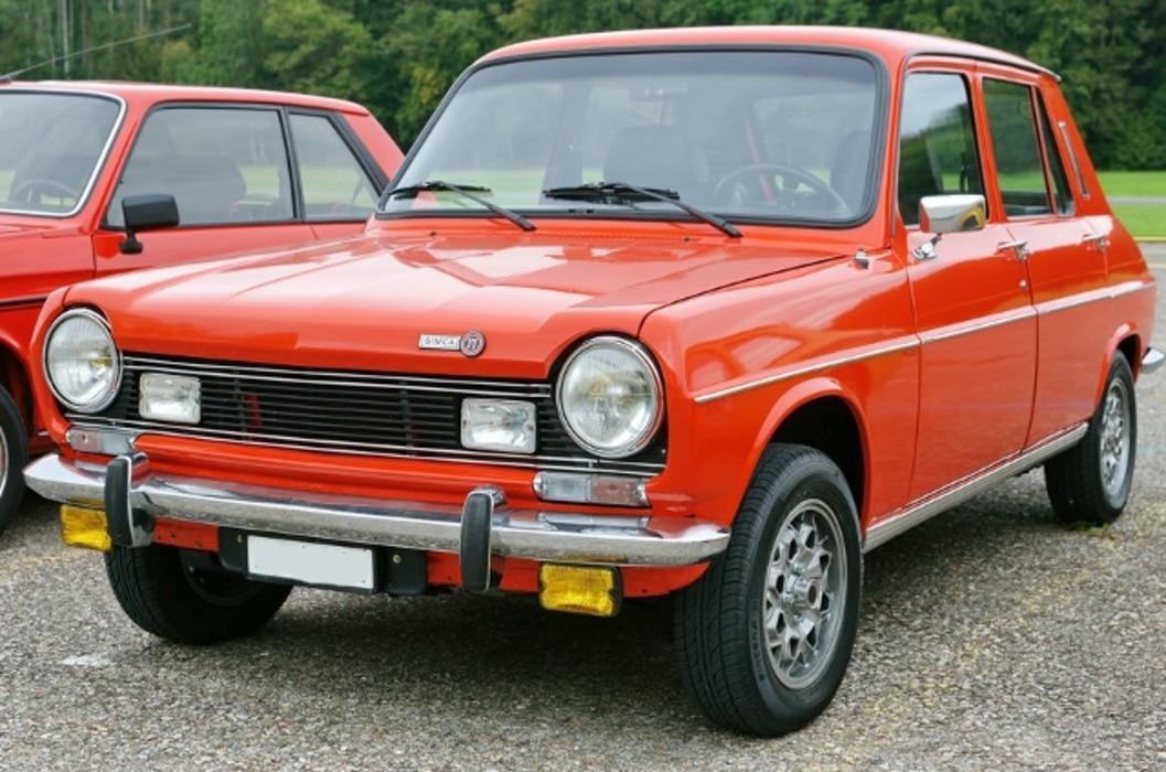 Dans le rétro de Jensen : la Simca 1100 TI