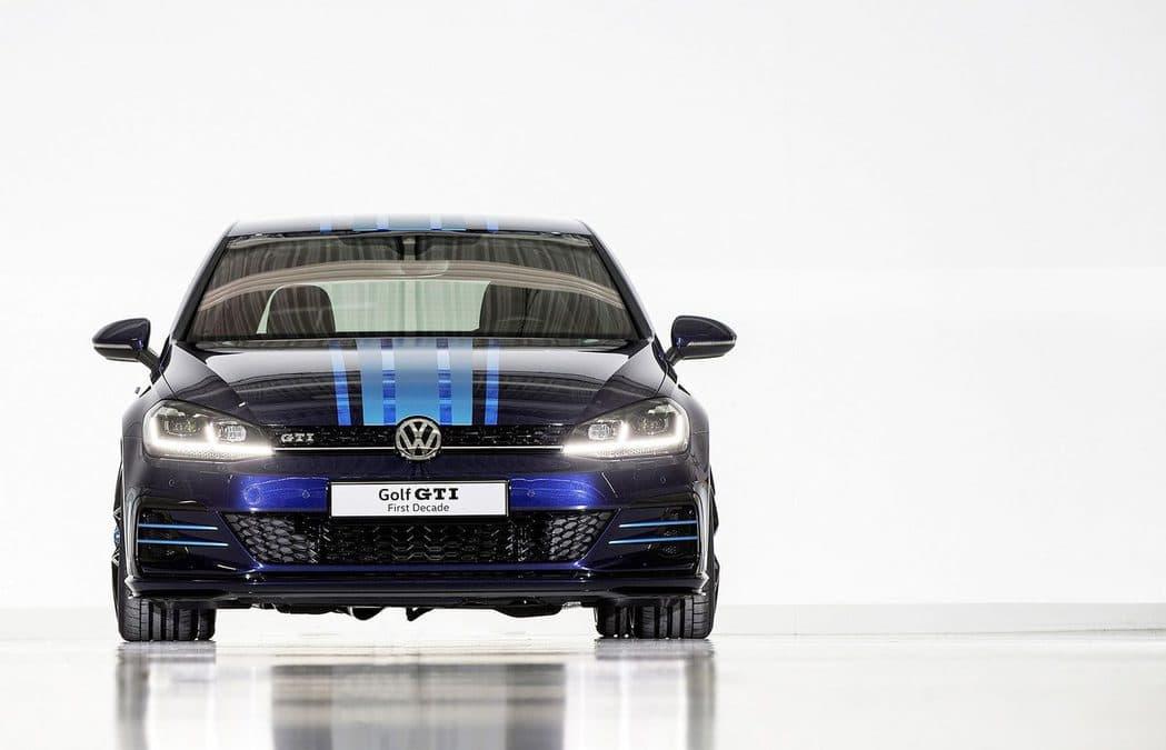 VW présente une Golf GTI hybride au festival Wörthersee : la First Decade