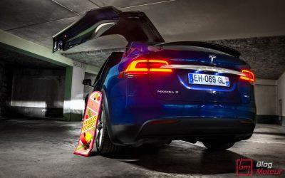 Essai: Tesla Model X 90D: Nom de Zeus !
