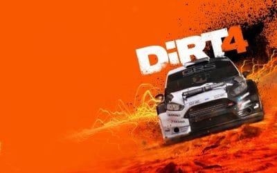 Test DiRT 4 : la référence du rallye 2017 ?