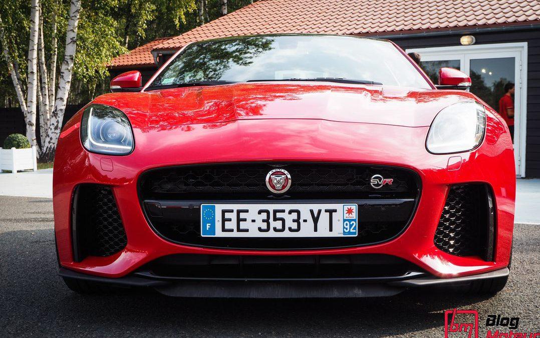 Essai : Jaguar F-Type SVR : Félin enragé