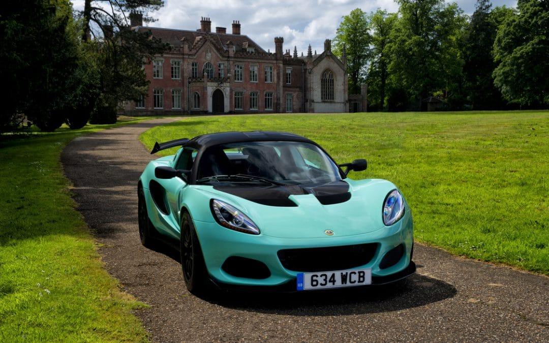 Lotus Elise Cup 250 : l'Elise s'affute encore (un peu) plus !