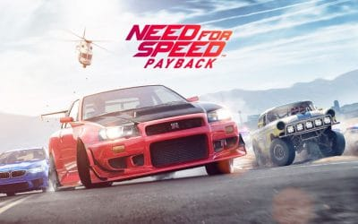 Need for Speed Payback, premier trailer !