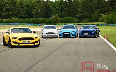 Ford Adrénaline Day : le meilleur de Ford