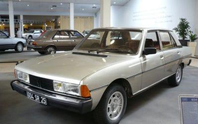 Dans le rétro de Jensen : La Peugeot 604