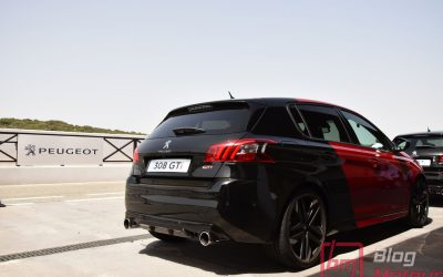 Essai : Peugeot 308 GTi restylée : toujours aussi sportive ?