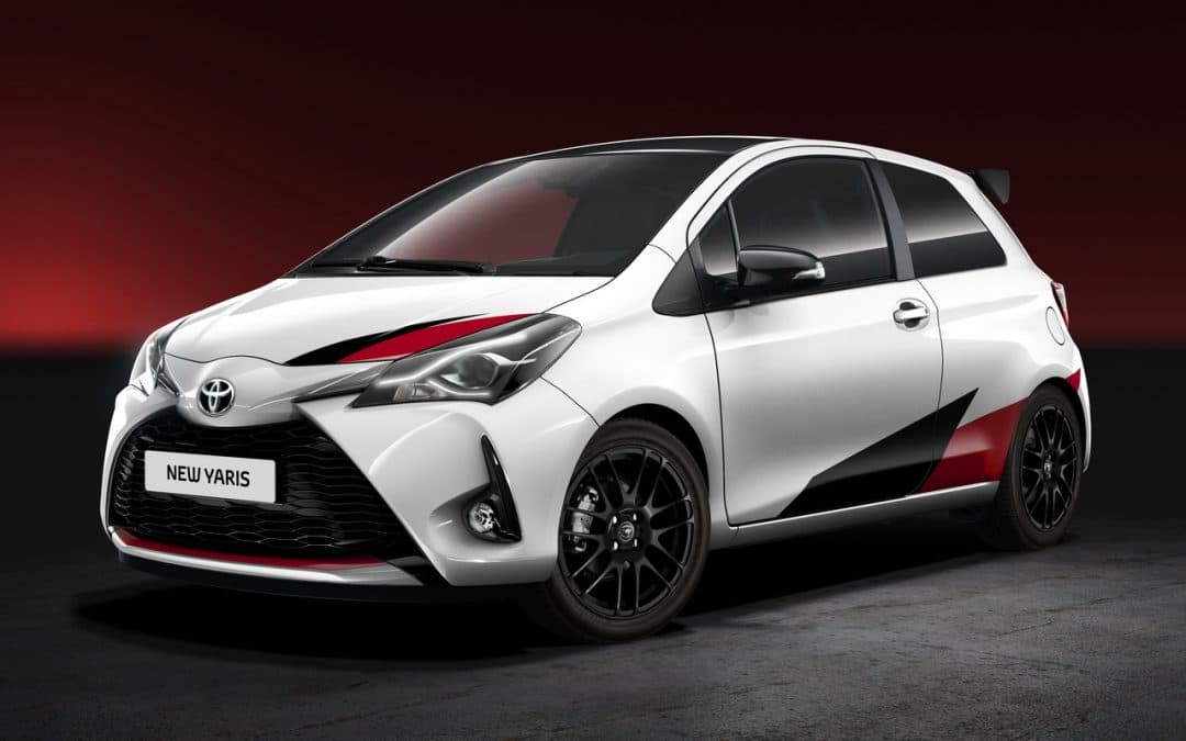 Toyota Yaris GRMN : 400 exemplaires, et plus de 30.000 euros !
