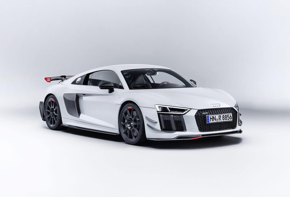 R8 Audi Sport Performance Parts : Mini R8 LMS !