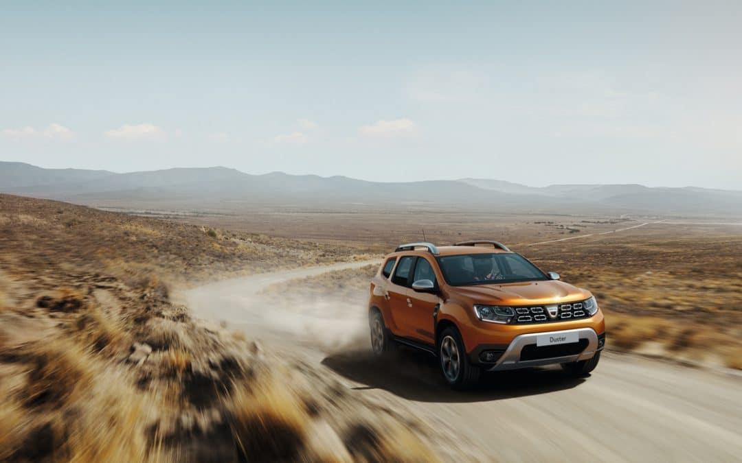 Dacia lève le voile sur la nouvelle génération de Duster