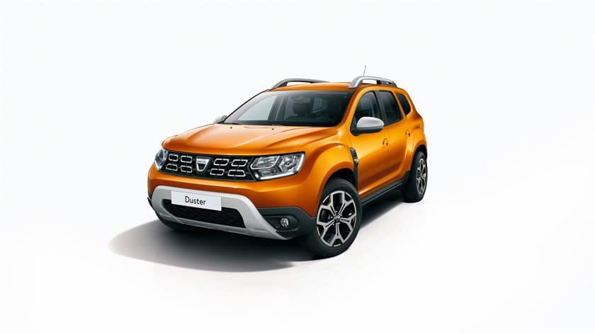 Francfort 2017 : Dacia modernise Duster