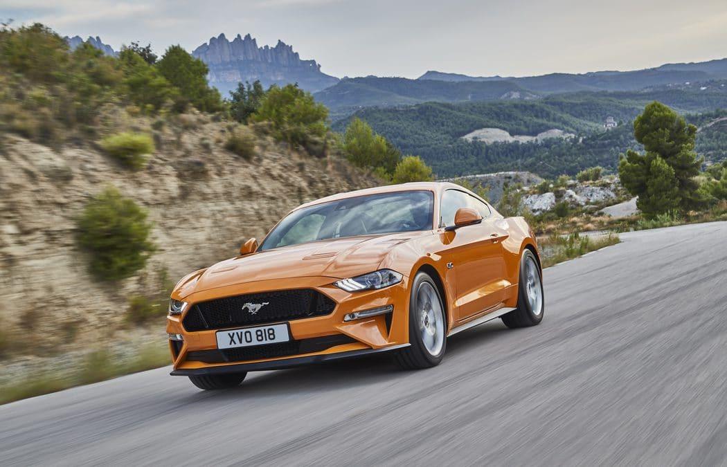 Francfort 2017 : Ford Mustang restylée : La légende se refait une beauté