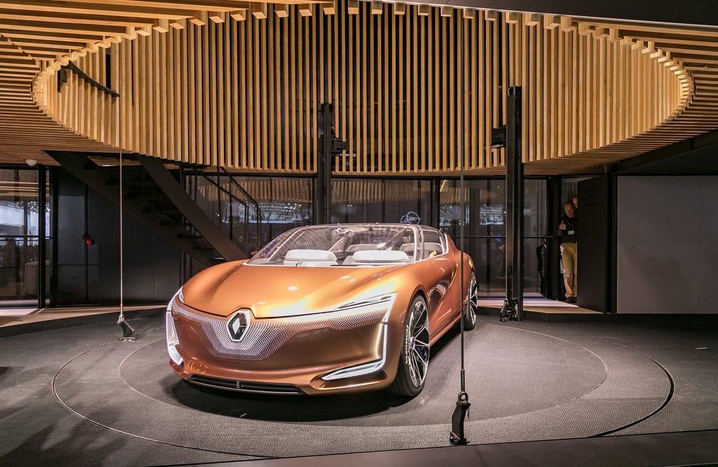 Francfort 2017 : Renault Symbioz : Une nouvelle vision de l'Automobile