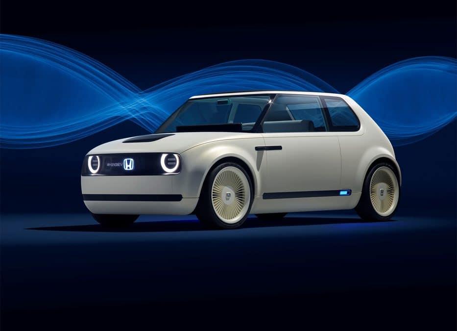 Francfort 2017 : Honda Urban EV : Le concept le plus cool du salon ?