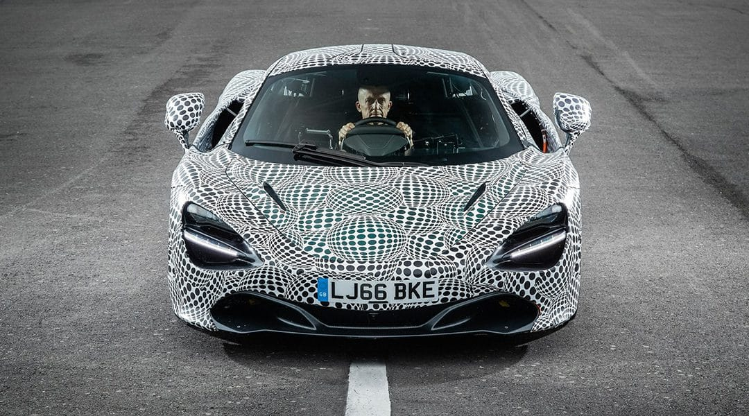 Prototype McLaren 720S BP23 : Au centre de notre attention !