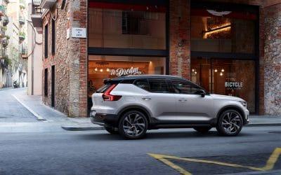 Volvo présente son nouveau SUV compact : le XC40