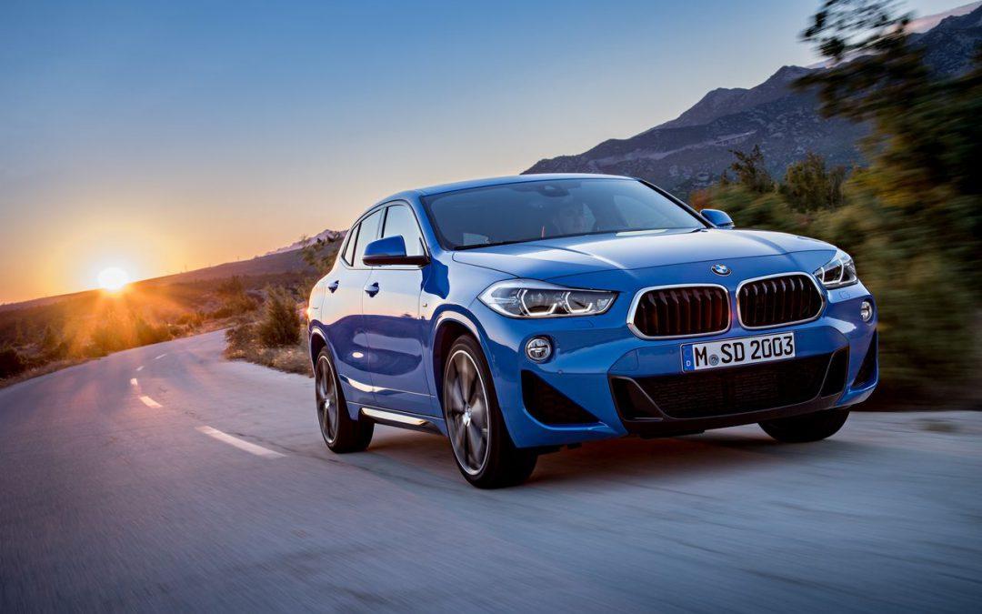 BMW X2 : Le plus petit des SUV BMW aux grandes ambitions