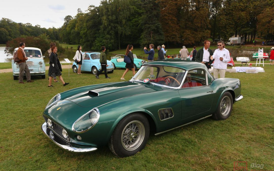 Chantilly Arts & Elegance 2017 : un grand cru