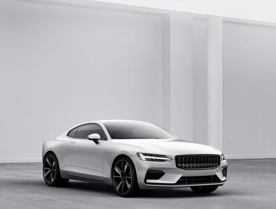 Polestar No.1 : Un exclusif coupé hybride pour le groupe Volvo