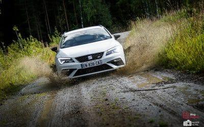 Road Trip Seat : Sur les traces du WRC en Finlande