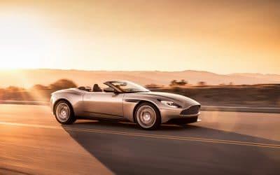 L'Aston Martin DB11 se décapsule avec la Volante