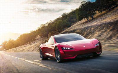 Tesla Roadster : un retour électrisant pour le monde de l'automobile !