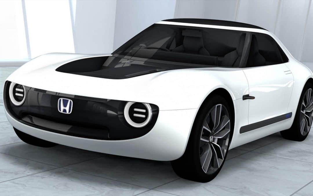 Honda Sport EV Concept : Une vision alléchante de la sportive électrique