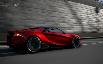 Honda Sports Concept Vision Gran Turismo : Au-delà du réel !
