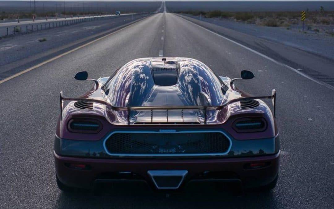 La Koenigsegg Agera RS atteint 454 km/h, et devient la voiture de série la plus rapide du monde !