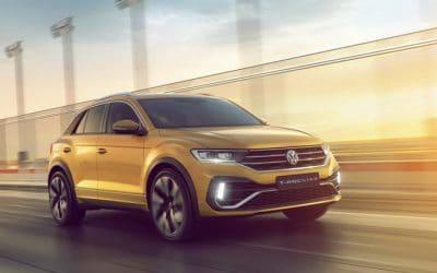 Volkswagen T-Rocstar Concept : le T-Roc R en approche