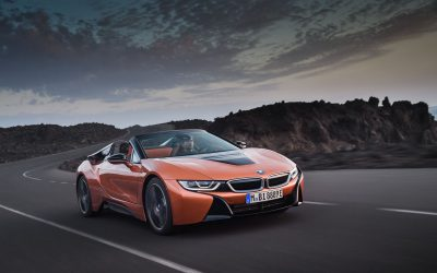 BMW i8 Roadster : la plus dévergondée des BMW enlève le haut.