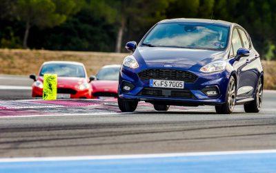La Ford Fiesta ST-Line EcoBoost 140 à l'épreuve du Castellet