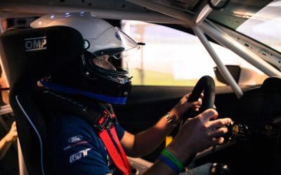 Ford publie une étude sur le fonctionnement du cerveau des pilotes de course