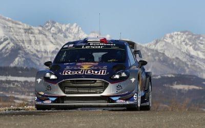 WRC 2017 : touchette la plus cruelle de la saison