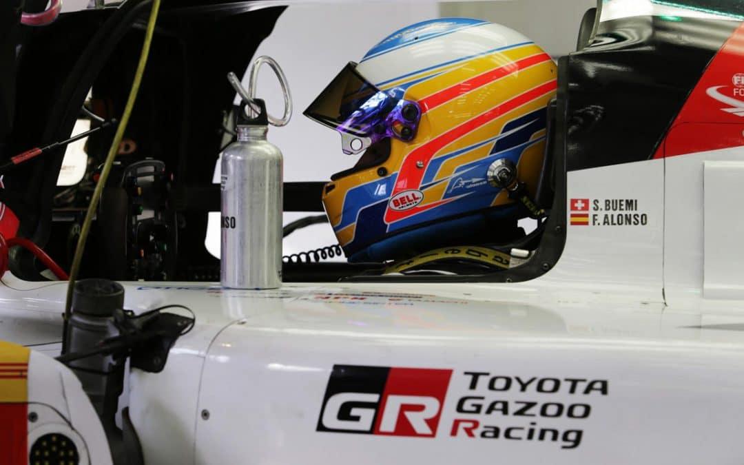 Fernando Alonso double son programme avec les 24 heures
