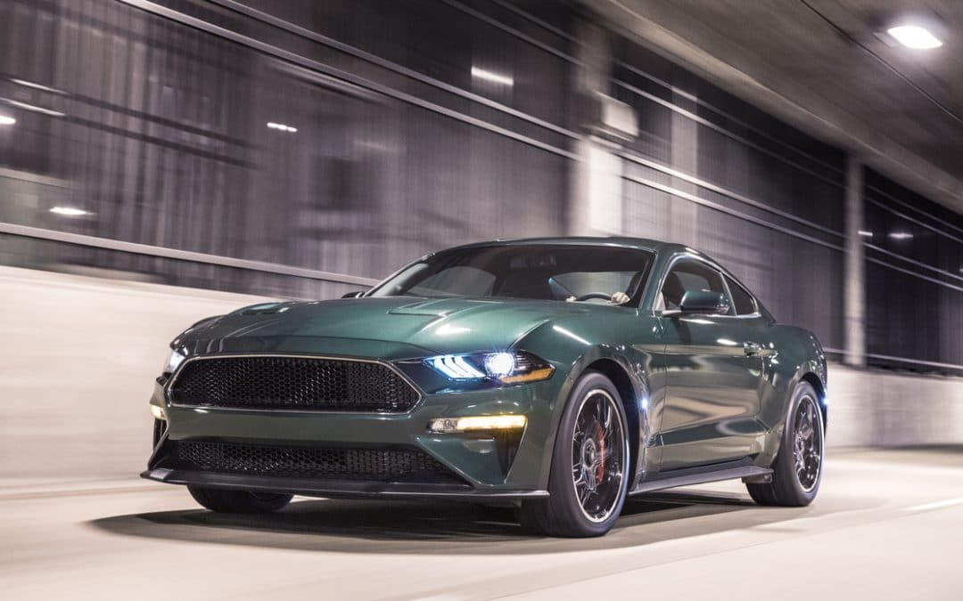 Salon de Détroit 2018 : Ford Mustang Bullitt : Steve McQueen approved